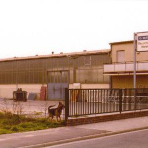 Neubau im Spitzenweg, 1979